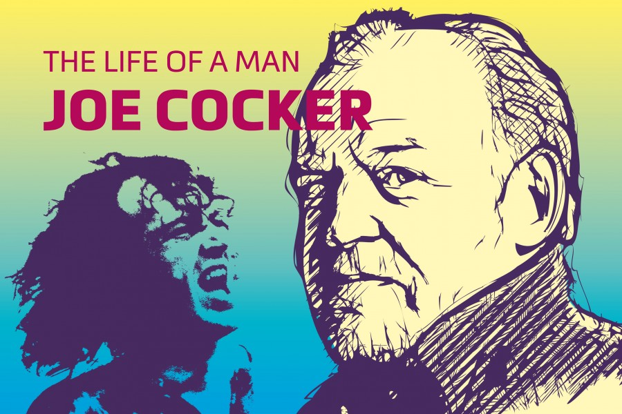 The life of a man, Joe Cocker
