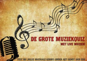 Muziekquiz unplugged