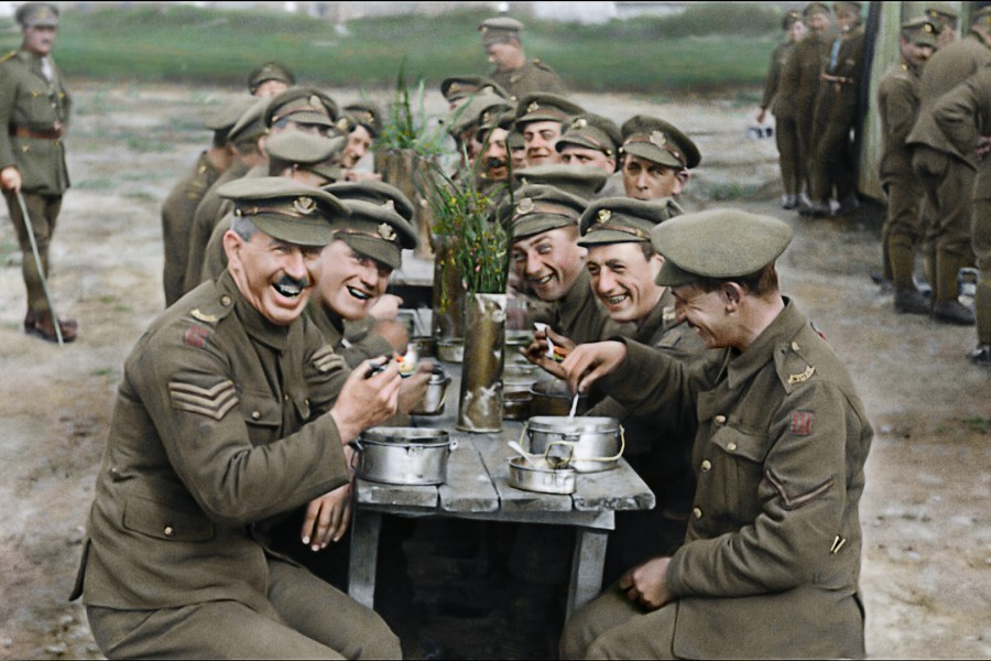 FILM: They shall not grow old (3D)